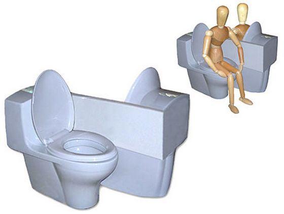 tushda tualet